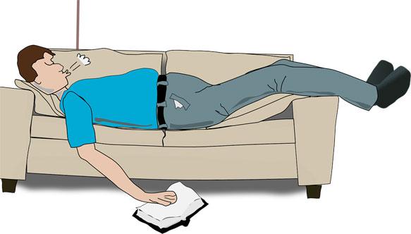 В чем разница между храпом и апноэ во сне