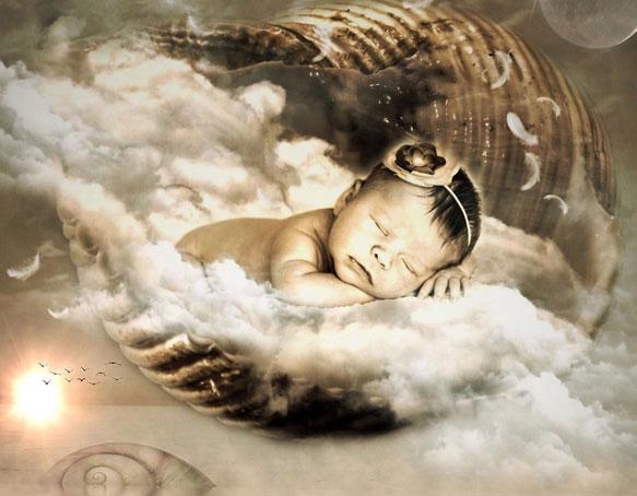 Сон маленьких детей
