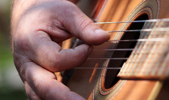 Гитара во сне