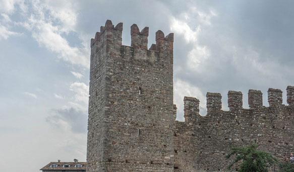 Замок во сне