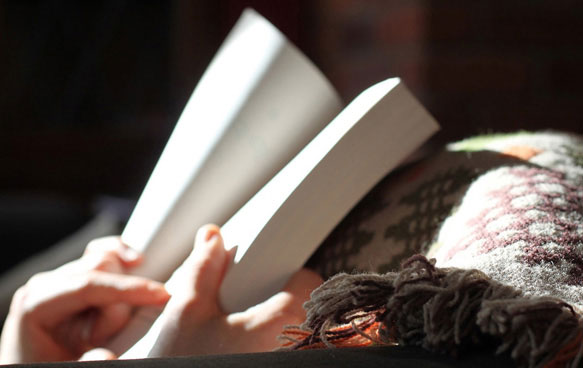 Как правильно читать книги. Чтение перед сном