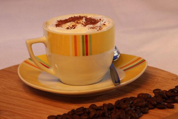 Утренний кофе: бодрящие рецепты