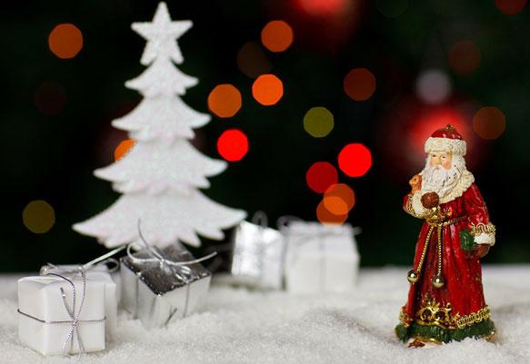 снится Дед Мороз
