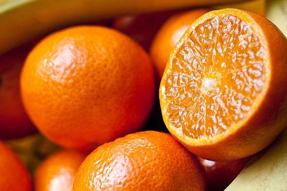 Сонник апельсин большой