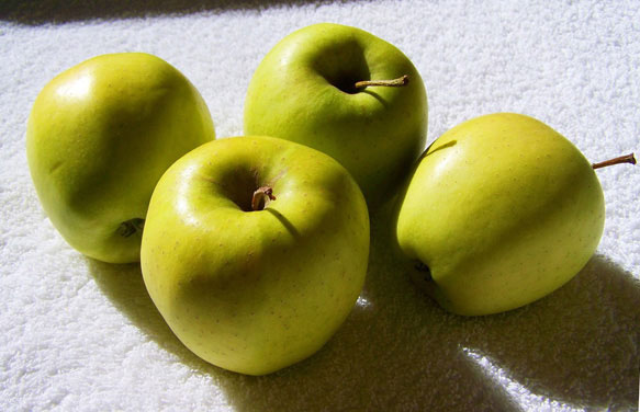 снятся зеленые яблоки