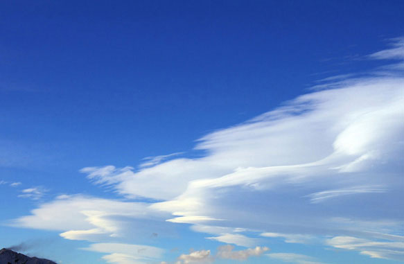 Облака снятся