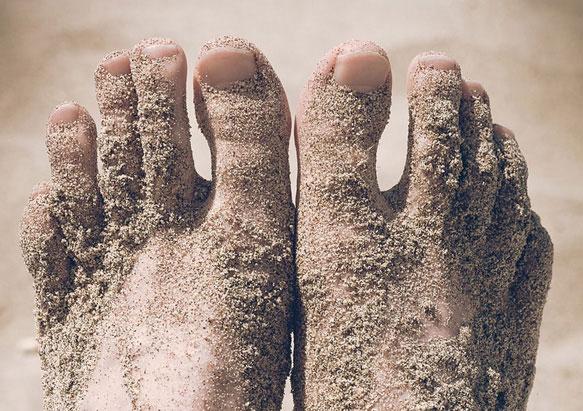 Большие грязные ноги фото 662-632