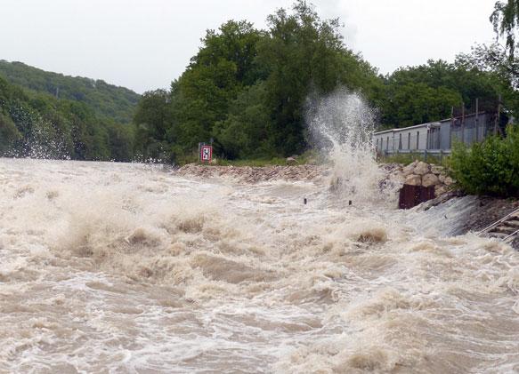 снится наводнение