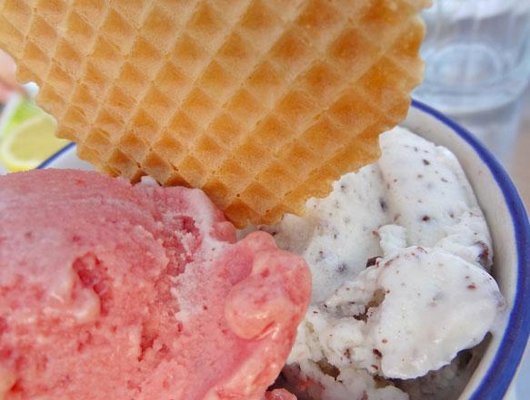 снится мороженое