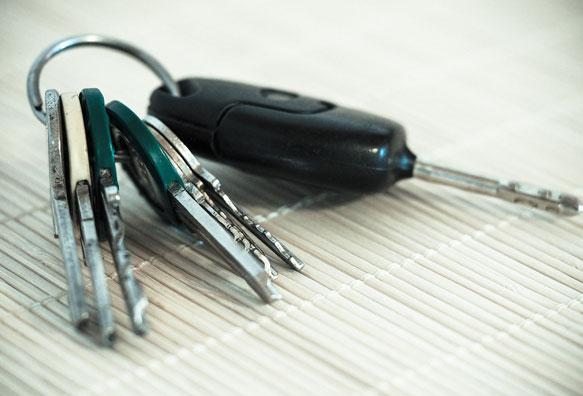 ключи машины снятся от