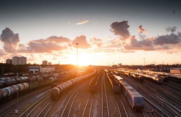 к снится поезда и железная дорога