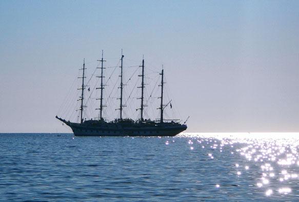 видеть во сне корабль