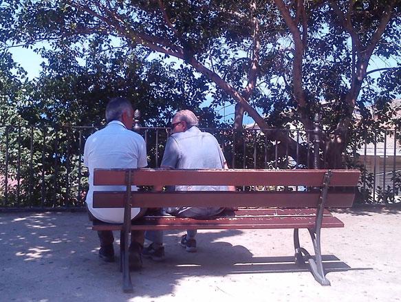видеть во сне стариков