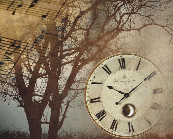 Сон часы остановились