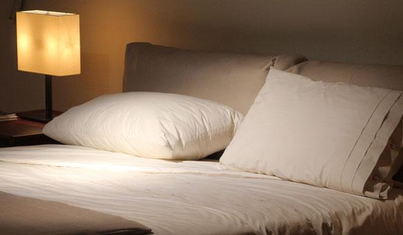 Могут ли быть от подушки морщины?